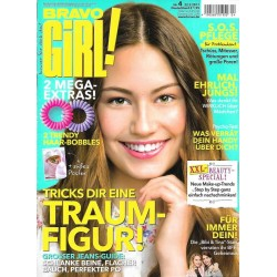Bravo Girl Nr.4 / 22.3.2017 - Traumfigur