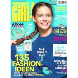 Bravo Girl Nr.1 / 27.12.2017 - 135 Fashion Ideen