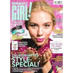 Bravo Girl Nr.13 / 29.11.2017 - Style Special