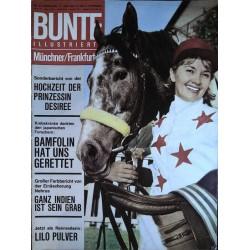 Bunte Illustrierte Nr.25 / 17 Juni 1964 - Lilo Pulver