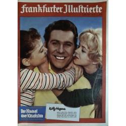Frankfurter Illustrierte Nr.19 / 9 Mai 1959 - Willy Hagara
