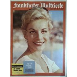 Frankfurter Illustrierte Nr.24 / 13 Juni 1959 - Ingrid Ernest