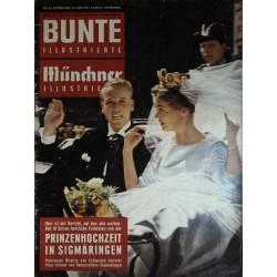 Bunte Illustrierte Nr.25 / 17 Juni 1961 - Prinzenhochzeit