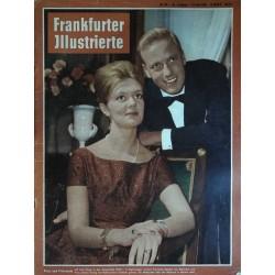 Frankfurter Illustrierte Nr.25 / 18 Juni 1961 - Prinz & Prinzessin
