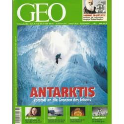 Geo Nr. 11 / November 2006 - Antarktis