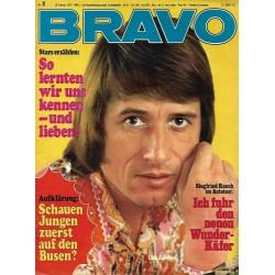 BRAVO Nr.8 / 16 Februar 1972 - Udo Jürgens