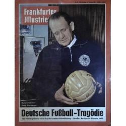 Frankfurter Illustrierte Nr.41 / 8 Oktober 1961 - Sepp Herberger