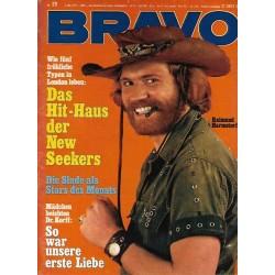 BRAVO Nr.19 / 3 Mai 1972 - Raimund Harmstorf