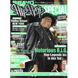 BRAVO Hip Hop Nr.2 / 7 April 2006 - Notorious B.I.G.