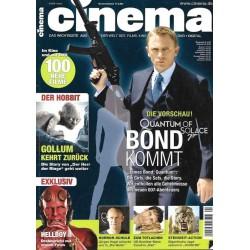 CINEMA 04/08 April 2008 - Quantum of Solace