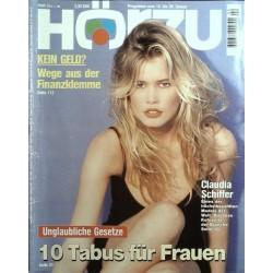 HÖRZU 2 / 14 bis 20 Januar 1995 - Claudia Schiffer