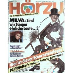 HÖRZU 52 / 30 Dez. bis 5 Jan. 1989 - Wer... Schornsteinfeger?