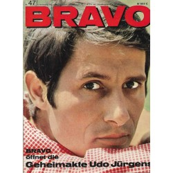 BRAVO Nr.47 / 14 November 1966 - Udo Jürgens