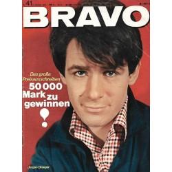 BRAVO Nr.41 / 3 Oktober 1966 - Jürgen Draeger