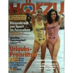HÖRZU 26 / 1 bis 7 Juli 1989 - Bademode