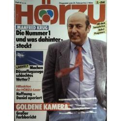 HÖRZU 8 / 24 Febr. bis 2 März 1990 - Mafred Krug