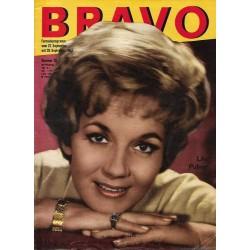BRAVO Nr.38 / 17 September 1963 - Lilo Pulver
