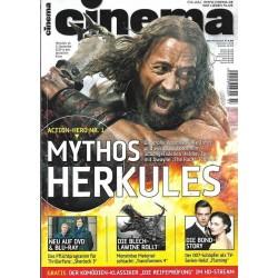 CINEMA 7/14 Juli 2014 - Mythos Herkules