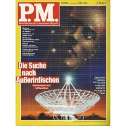 P.M. Ausgabe März 3/1991 - Die Suche nach Außerirdischen