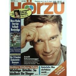 HÖRZU 32 / 13 bis 19 August 1994 - Arnold Schwarzenegger
