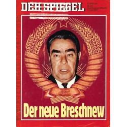 Der Spiegel Nr.24 / 6 Juni 1977 - Der neue Breschnew