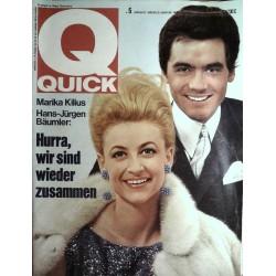 Quick Nr.5 / 29 Jan 1967 - Marika Kilius & Hans Jürgen Bäumler