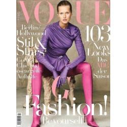 Vogue 2/Februar 2017 - Toni Garrn Fashion!