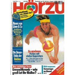 HÖRZU 30 / 30 Juli bis 5 August 1994 - Ferien mit Superstars