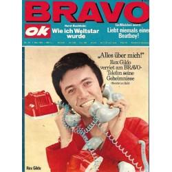 BRAVO OK Nr.19 / 1 Mai 1967 - Rex Gildo