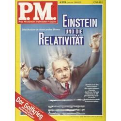 P.M. Ausgabe April 4/1991 - Einstein und die Relativität