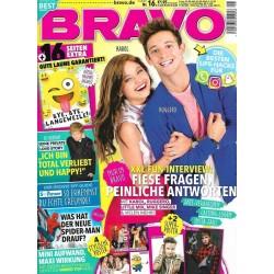 BRAVO Nr.16 / 19 Juli 2017 - XXL Fun Interview