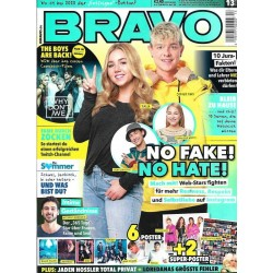 BRAVO Nr.13 / 11 November 2020 - No Fake No Hate