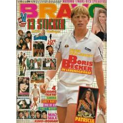 BRAVO Nr.39 / 19 September 1985 - Boris Becker