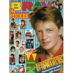 BRAVO Nr.45 / 30 Oktober 1985 - Michael J. Fox