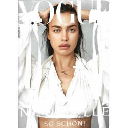 Vogue 4/April 2018 - Irina Shayk New Style