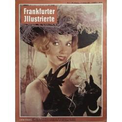 Frankfurter Illustrierte Nr.7 / 11 Februar 1961 - Linda Strauss