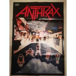 Anthrax Poster groß (78 x 55 cm)