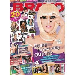 BRAVO Nr.39 / 16 September 2009 - Lady GaGa