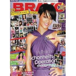 BRAVO Nr.2 / 2 Januar 2009 - Rihanna