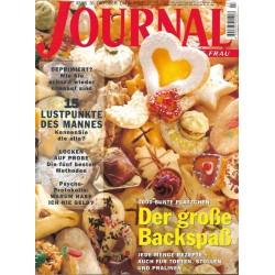 Journal Nr.23 / 31 Oktober 1995 - Der große Backspaß