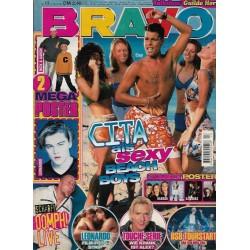 BRAVO Nr.13 / 26 März 1998 - CITA als sexy Beach Boys