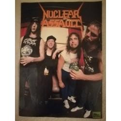Nuclear Assault Poster