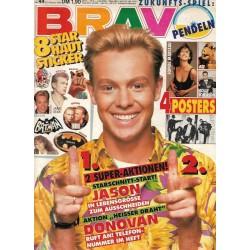 BRAVO Nr.44 / 26 Oktober 1989 - Jason Donovan