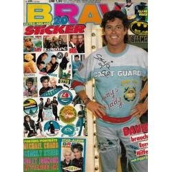 BRAVO Nr.28 / 6 Juli 1989 - David Hasselhoff braucht eure Hilfe!