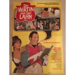 Die Wirtin von der Lahn| Filmplakat von 1967