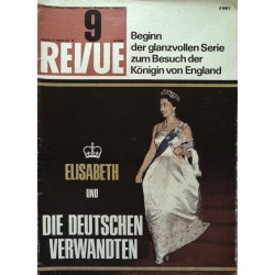 Neue Revue Nr.9 / 28 Februar 1965 - Elisabeth