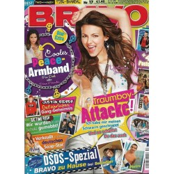 BRAVO Nr.17 / 19 April 2011 - Traumboy Attacke!