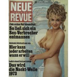 Neue Revue Nr.48 / 25 November 1972 - Frech und fröhlich