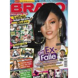 BRAVO Nr.36 / 29 August 2012 - Rihanna