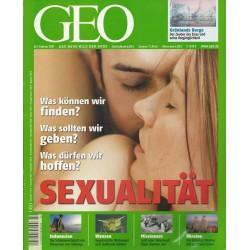 Geo Nr. 2 / Februar 2007 - Sexualität